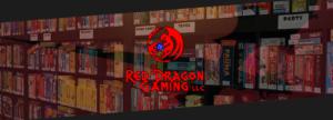 Rosario Designs Red Dragon Gaming website