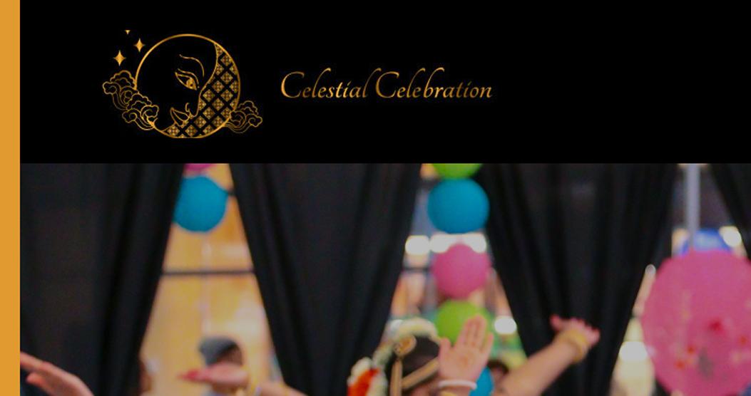 Celestial Celebration Ad