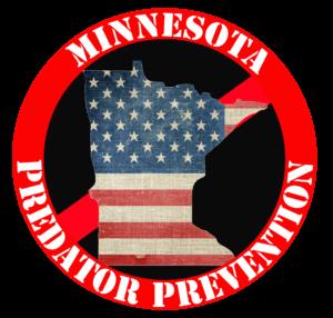 Minnesota Predator Prevention Logo concept