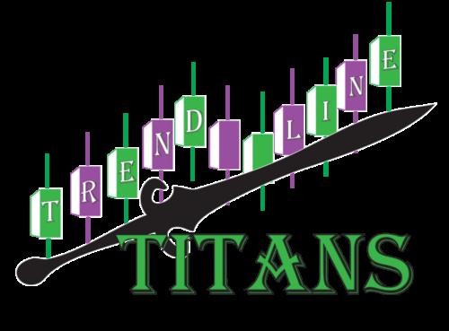 Trend Line Titans Logo png